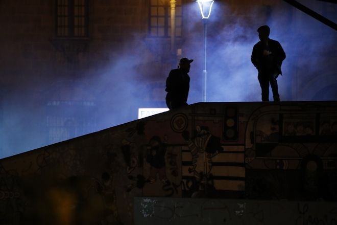 Ταραχές στη Βολιβία