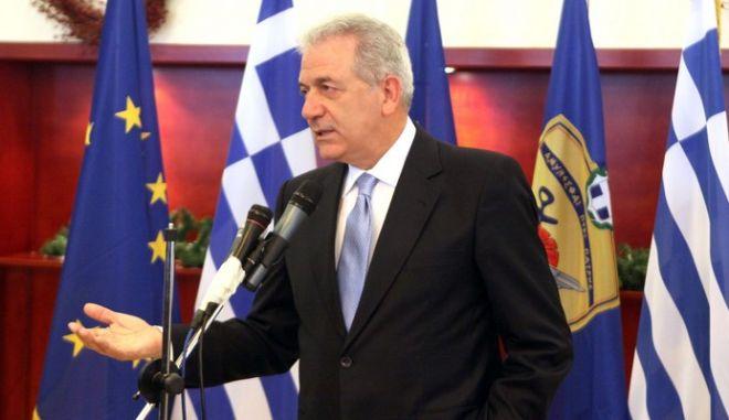 Επίσκεψη της Ένωσης τέως βουλευτών και ευρωβουλευτών στο ΥΠΕΘΑ για πρώτη φορά