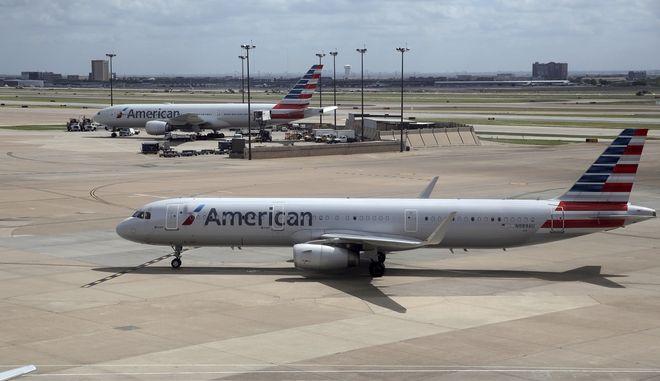Αεροσκάφη της American Airlines