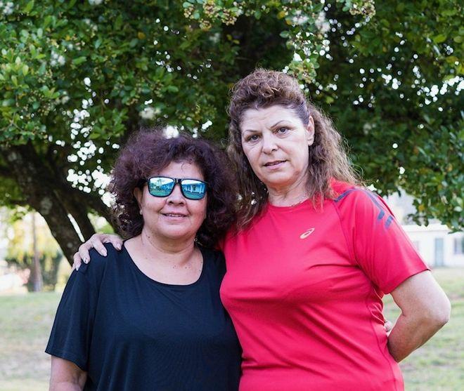 Η Βάσω και η Χαρά έκαναν ένα ταξίδι ελπίδας στη Ζιμπάμπουε