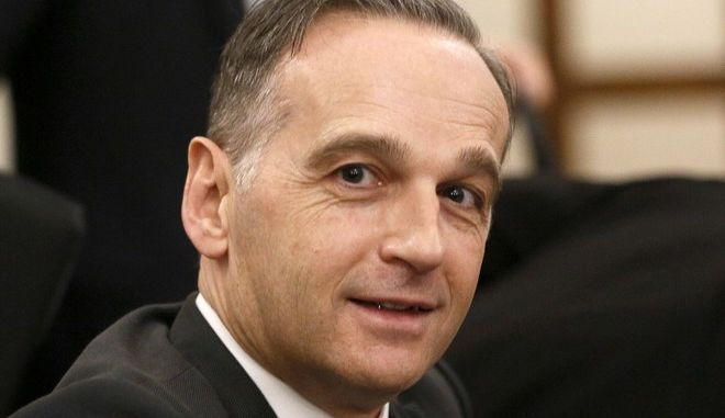 Ο Γερμανός Υπουργός Εξωτερικών Χάικο Μάας