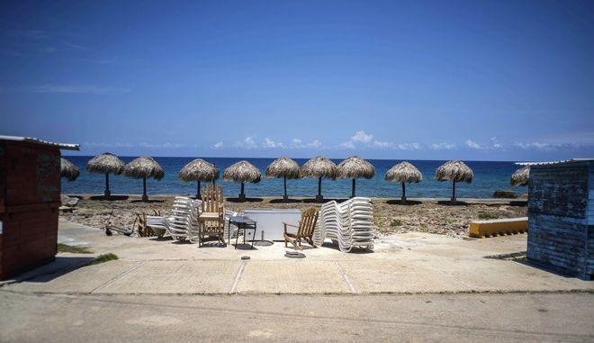 Παραλία της Αβάνας