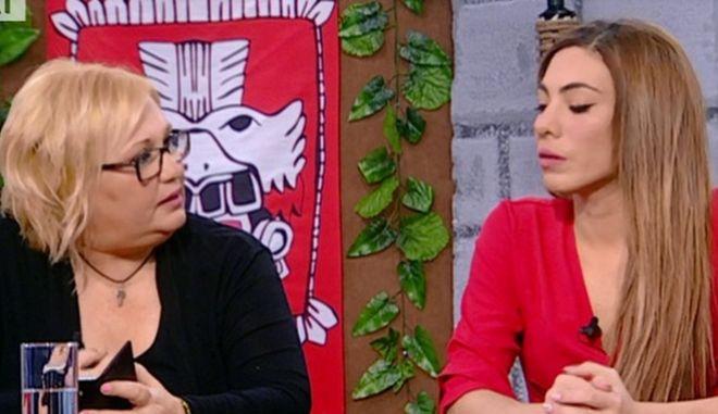 Καίτη Φίνου σε Ευρυδίκη Βαλαβάνη: 'Πέρυσι δεν σε συμπαθούσε ο κόσμος'