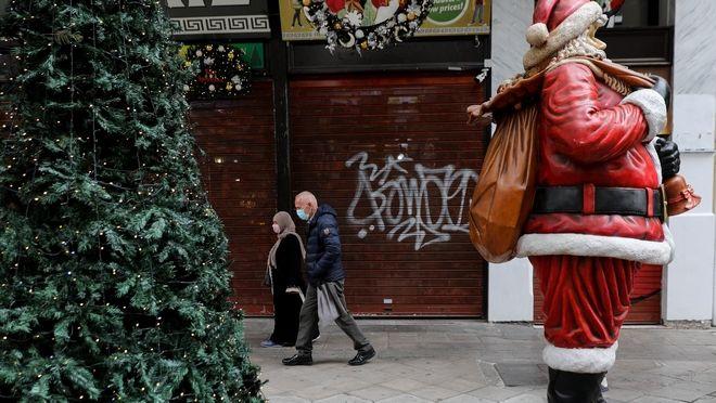 Lockdown στην Αθήνα και κλειστά καταστήματα