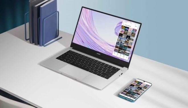 Matebook D: Τα laptop της Huawei ήρθαν στην Ελλάδα - Η προσφορά και οι τιμές