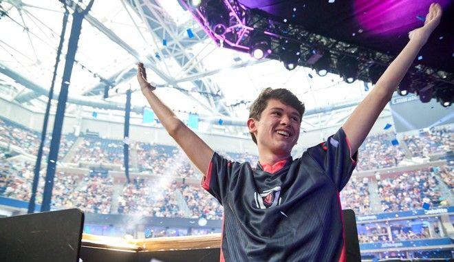 Δεκαεξάχρονος κέρδισε τρία εκατ. δολάρια παίζοντας Fortnite