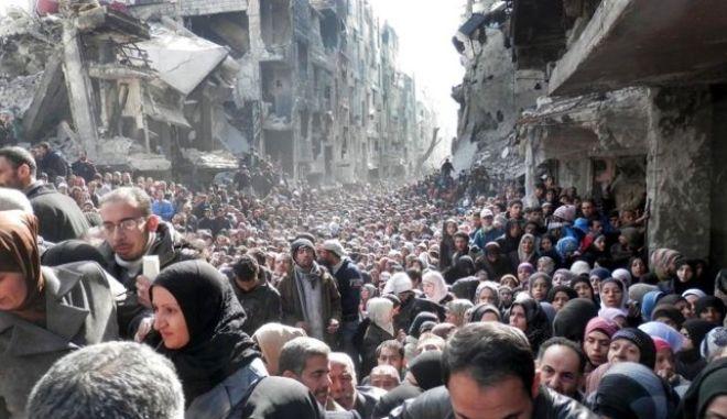 ΟΗΕ: Το 80% και πλέον των Σύρων ζει κάτω από το όριο της φτώχειας