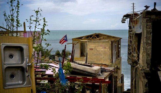 Τυφώνας Μαρία: Το Πουέρτο Ρίκο αύξησε τον αριθμό των νεκρών από 64 σε 2.975