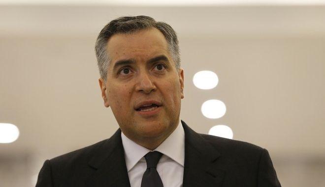 Ο πρωθυπουργός του Λιβάνου Μουστάφα Αντίμπ
