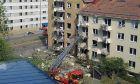 Συναγερμός στη Σουηδία: Ισχυρή έκρηξη σε πολυκατοικία - Πληροφορίες για τραυματίες