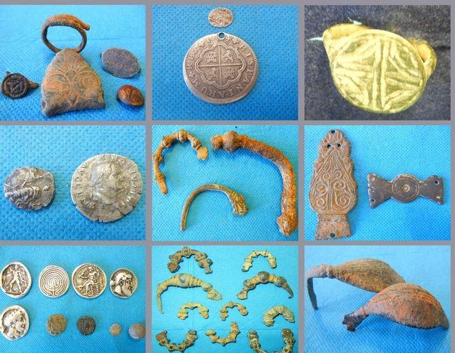 Εξαρθρώθηκε τεράστιο κύκλωμα αρχαιοκάπηλων