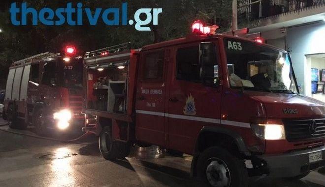 Θεσσαλονίκη: Έκρηξη κατέστρεψε ολοσχερώς διαμέρισμα - Τέσσερις τραυματίες