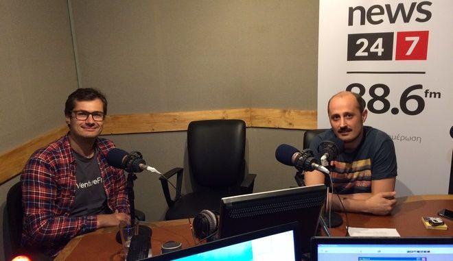 "Aπόστολος Αποστολάκης: Ο πρώτος ελληνικός ""Μονόκερος"", οι επενδύσεις που ξεχωρίζει και η αξιοκρατία των startups"