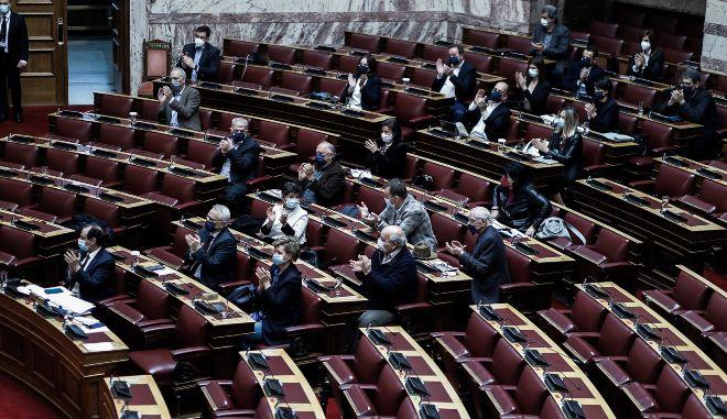Βουλή: Ψηφίζεται η ίδρυση Ευρωπαϊκού Γραφείου Επικοινωνιών και προγραμμάτων δορυφορικής πλοήγησης