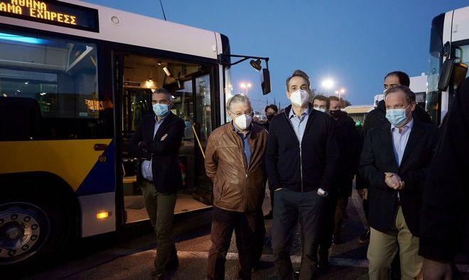 Στους δρόμους της Αθήνας 40 από τα 300 επιπλέον λεωφορεία με leasing