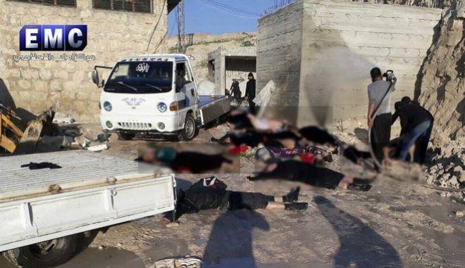 Τουρκία: Οι νεκροτομές δείχνουν χρήση χημικών αερίων στη Συρία