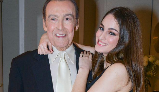 Τόλης Βοσκόπουλος: Το δώρο που ζήτησε να δώσουν στην κόρη του Μαρία μετά τον θάνατό του