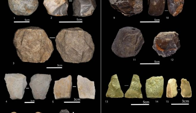 Η ανακάλυψη των αρχαιότερων εργαλείων ανατρέπει όσα ξέραμε για την προέλευση του ανθρώπου