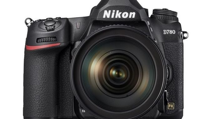 D780: Η νέα full-frame κάμερα της Nikon αποκαλύπτεται