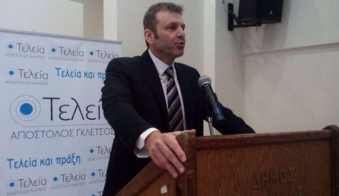 Γκλέτσος : 'Κάποιοι έπαιζαν στην Επίδαυρο, επειδή ήταν πρασινοφρουροί ή νεοδημοκράτες'