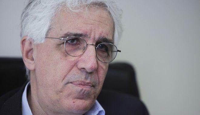 Ο πρώην υπουργός Δικαιοσύνης Νίκος Παρασκευόπουλος