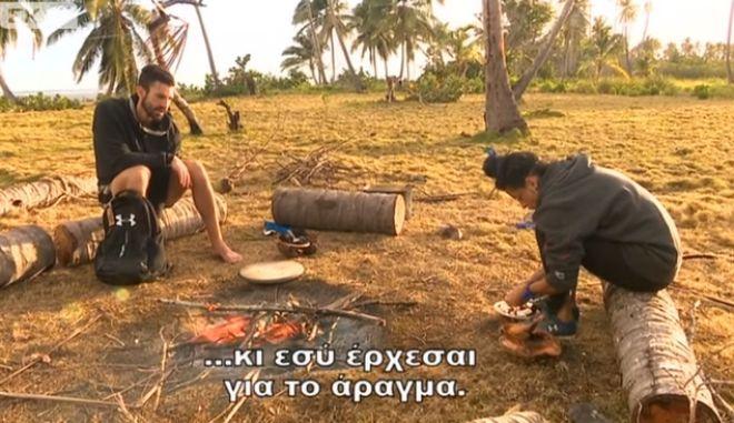 Survivor: Μπάχαλο οι Μαχητές - Γκρίνια και κλίκες στην παραλία