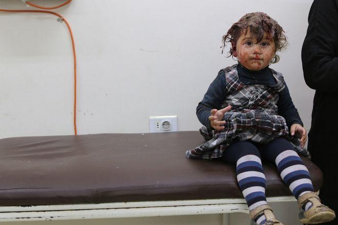 Μια εικόνα 1000 λέξεις: Μια μέρα στο Αλέπο