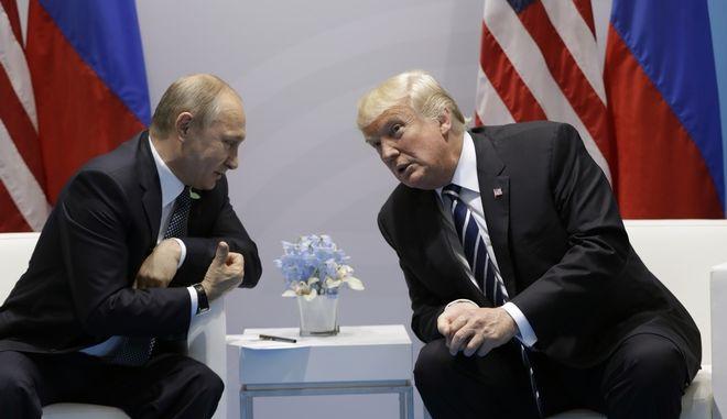 Ο Ρώσος πρόεδρος Βλαντίμιρ Πούτιν είναι έτοιμος να συναντηθεί με τον Αμερικανό ομόλογό του Ντόναλντ Τραμπ