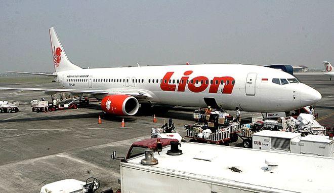 Αεροπλάνο της Lion air