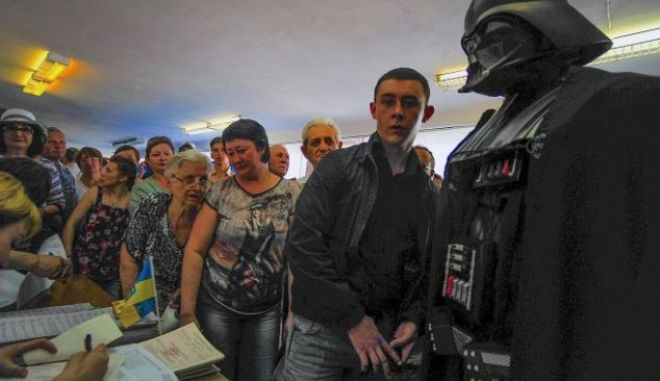 Ιστορικές Προεδρικές εκλογές στην Ουκρανία