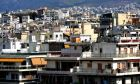 Πολυκατοικίες στην Αθήνα.
