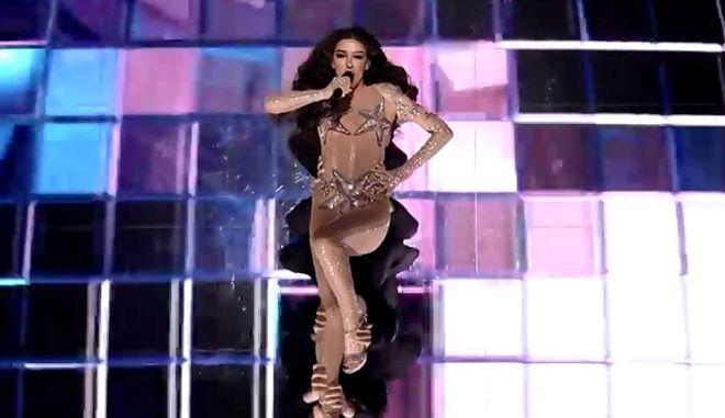 Eurovision 2019: Η εκρηκτική Φουρέιρα αποθεώθηκε - Η διασκευή του Fuego από τον Σέλμερλοβ