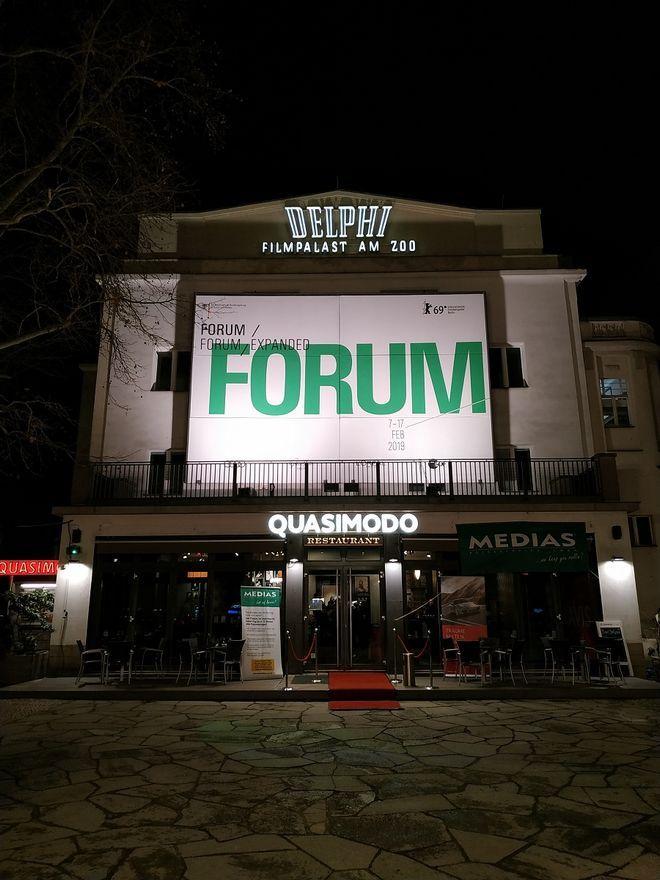 Στο Βερολίνο, οι κινηματογραφικές αίθουσες λένε την ιστορία της πόλης