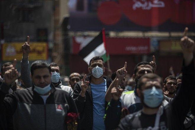 Συγκρούσεις μεταξύ Παλαιστινίων και ισραηλινής αστυνομίας
