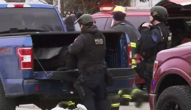 Μιλγουόκι: Ένοπλη επίθεση στην ποτοποιία Molson Coors - Έξι νεκροί, ανάμεσά τους και ο δράστης