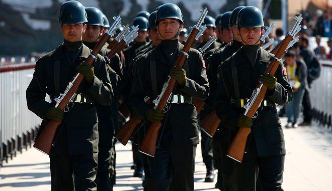 Στρατός της Τουρκίας