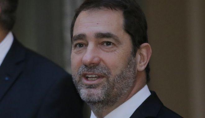 Ο Υπουργός Εσωτερικών της Γαλλίας, Κριστόφ Καστανέ