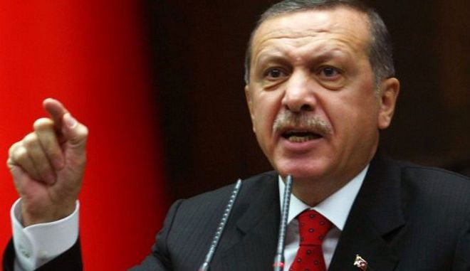 'Άστραψε και βρόντηξε' ο Ερντογάν για ξένους διπλωμάτες: Εδώ δεν είναι χώρα σας. Είναι Τουρκία