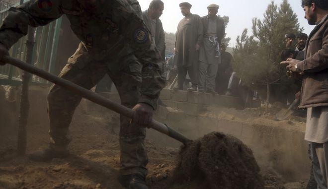 Φονική κατολίσθηση στο Αφγνανιστάν