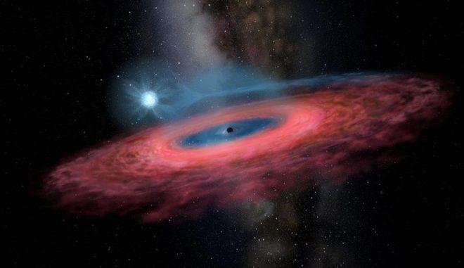 ΜαύρηΤρύπα