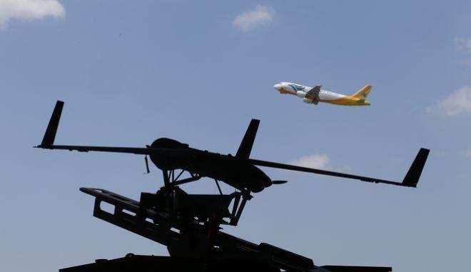 Κίνδυνοι για τα αεροπλάνα από τα drone