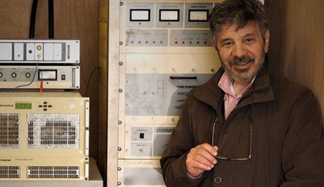 Πέθανε ο 'πατέρας' του ραδιοφώνου της Μεσσηνίας Παναγιώτης Γουρνάς