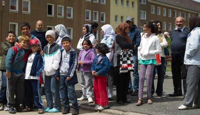Οι Γερμανοί δεν θέλουν να δεχθεί η χώρα τους άλλους πρόσφυγες