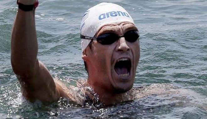 Ρίο 2016: Ασημένιος Ολυμπιονίκης ο Σπύρος Γιαννιώτης στην κολύμβηση