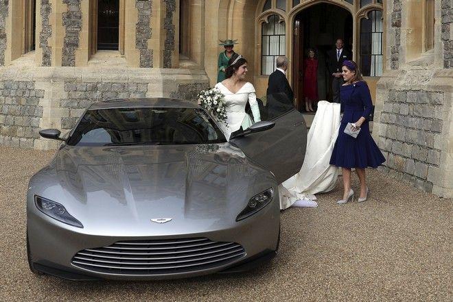Ο γάμος της πριγκίπισσας Ευγενίας και του Τζακ Μπρούκσμπανκ
