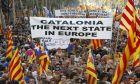 Στις κάλπες σήμερα οι Καταλανοί