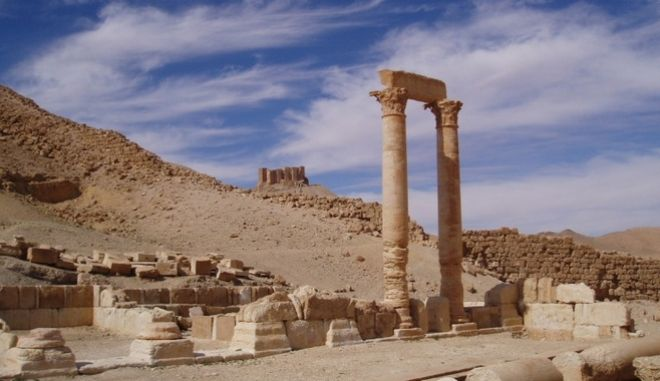 Ο συριακός στρατός ανακατέλαβε την αρχαία Παλμύρα