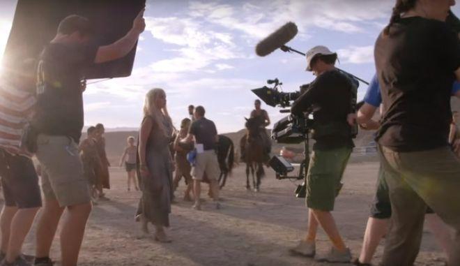Ο 6ος κύκλος του 'Game of Thrones' πίσω από τις κάμερες