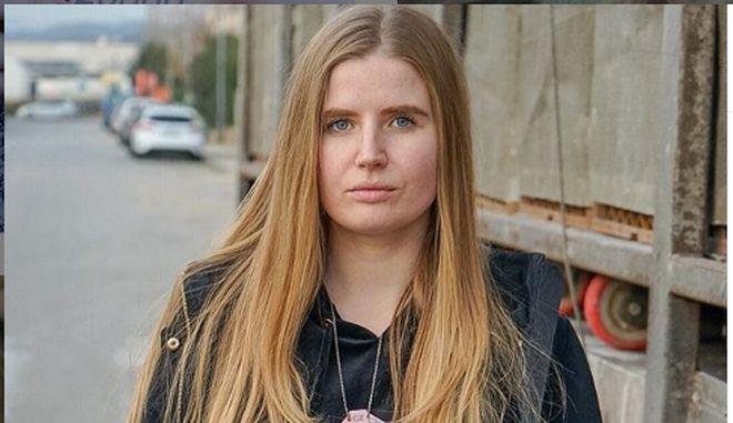 Η Ακτιβίστρια