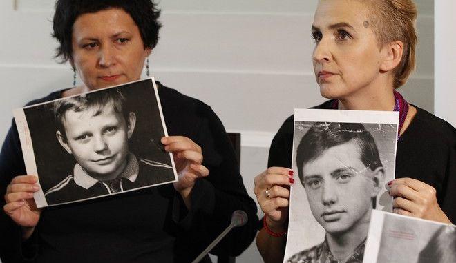 Παιδιά που έπεσαν θύμα σεξουαλικής κακοποίησης